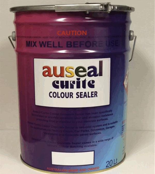 EC 25 Colour Sealer